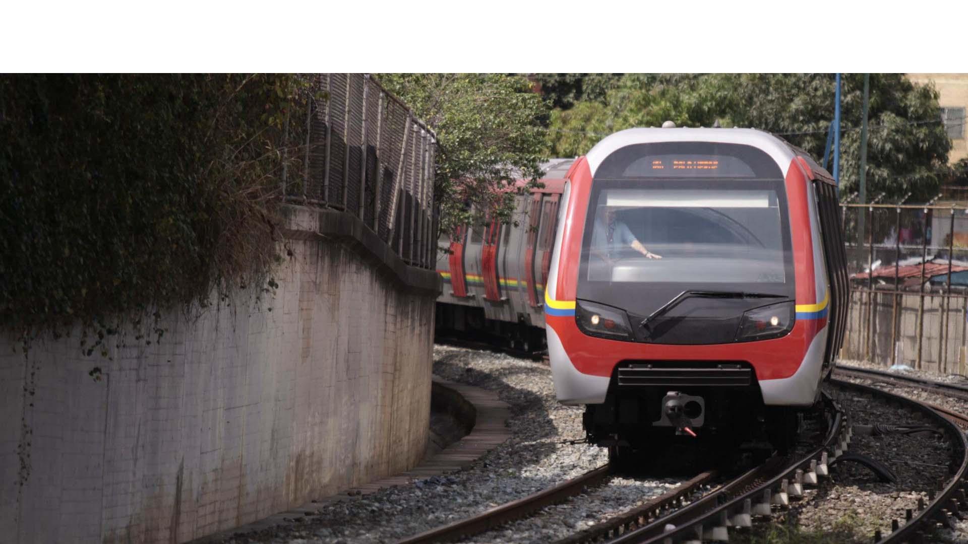 El Estado aprobó un nuevo presupuesto para fortalecer el Metro de Caracas y asegurar el éxito de la misión transporte en pro de la vialidad nacional