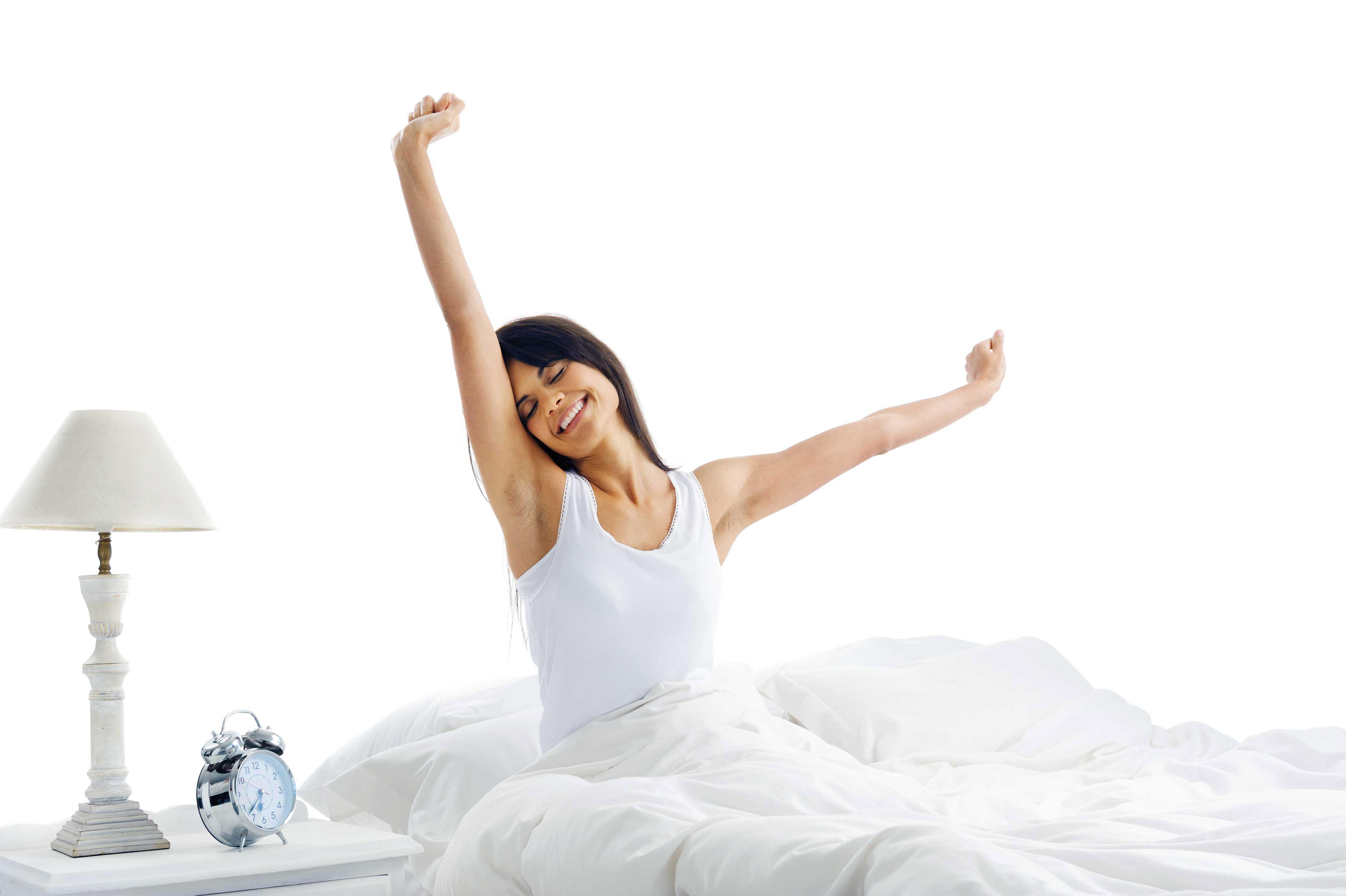 Duerme bien y te sentirás mejor