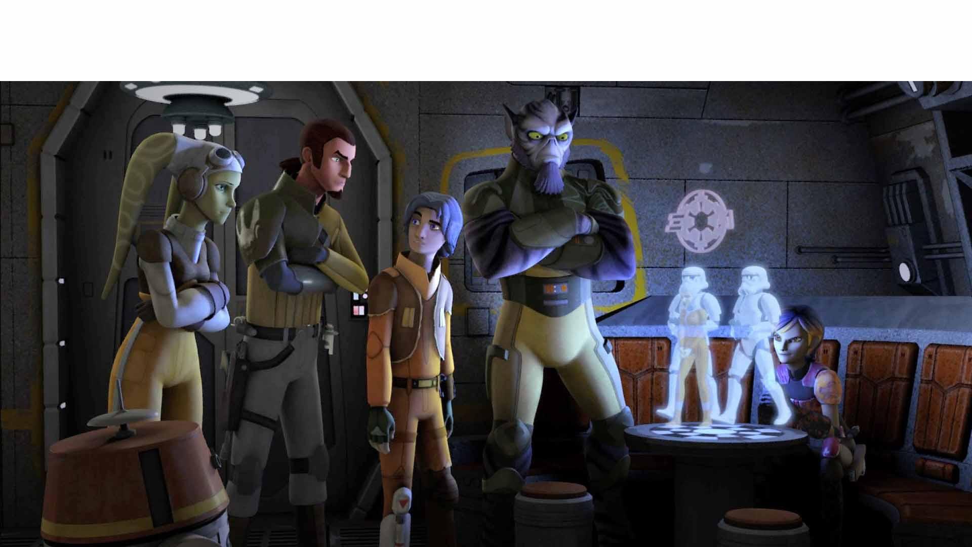 """La convención reveló también más detalles sobre """"Rogue One"""" que salta a las taquillas del mundo el próximo 16 de diciembre"""