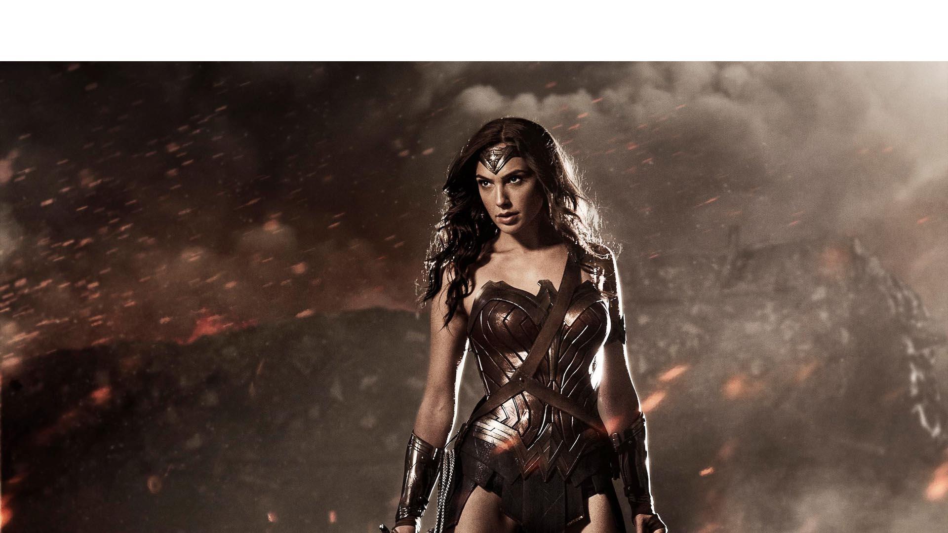 El adelanto de la cinta Mujer maravilla se disfruto durante el Comic Con de San, la cual se estrenará en junio de 2017