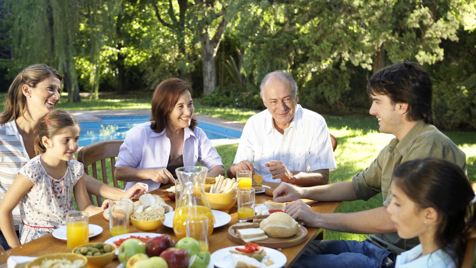Sodexo publicó los tips alimenticios que deben considerarse dependiendo de la edad