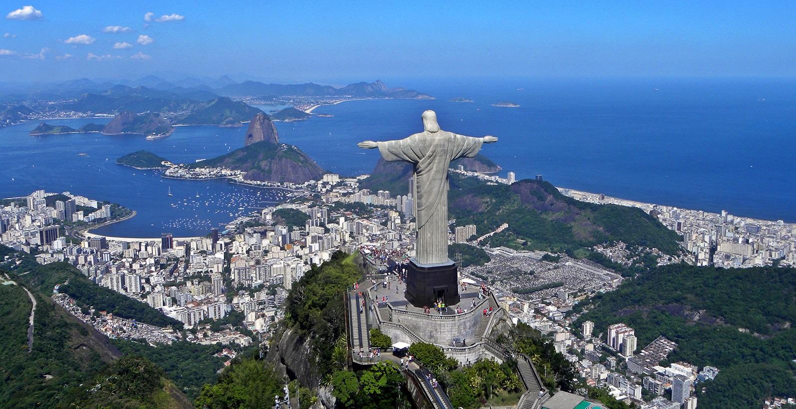 A punto de inaugurar Olimpíadas