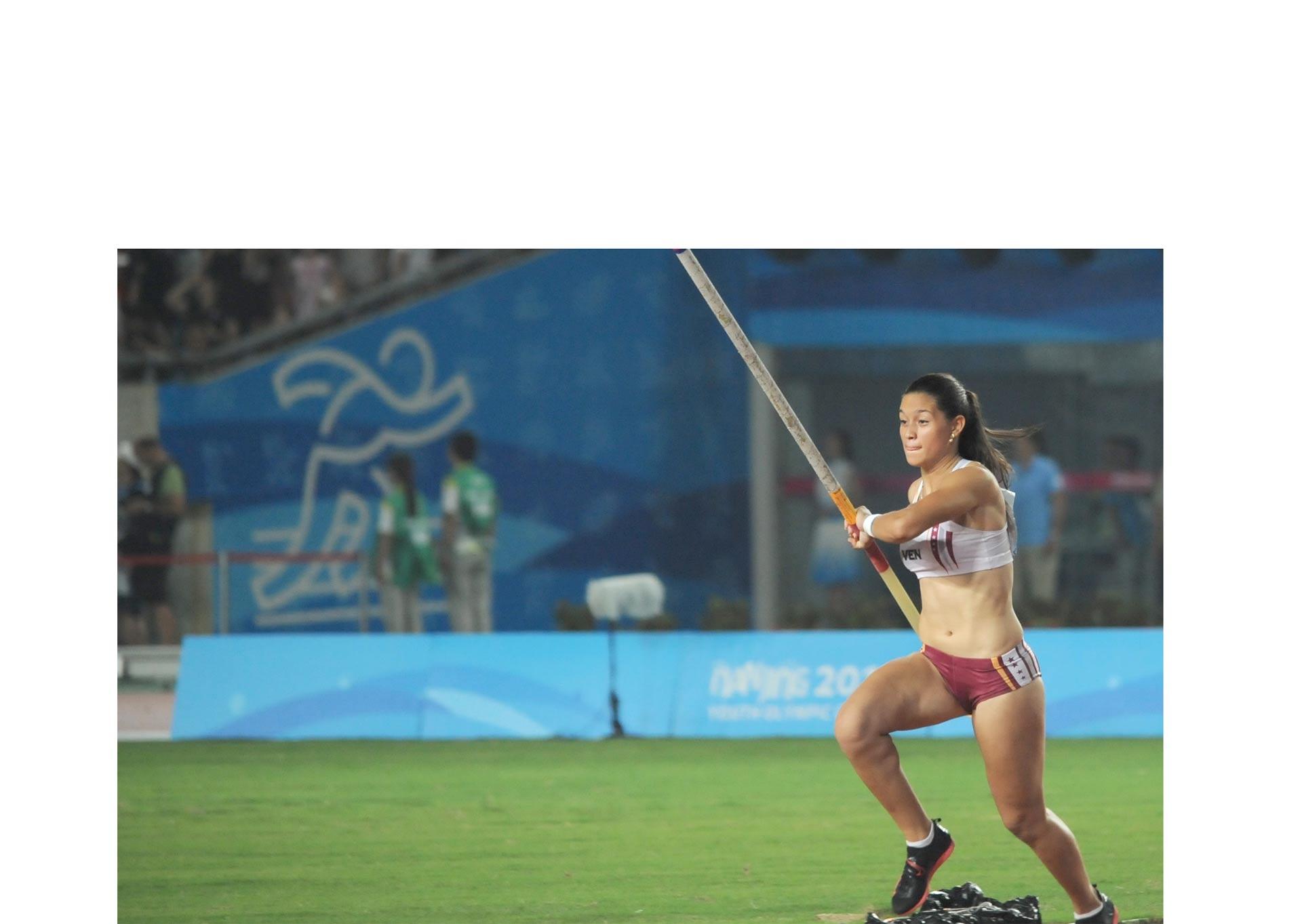 Robeilys Peinado gana oro en el Mundial sub-20