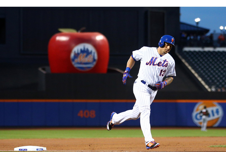 El recién elegido como el mejor de la semana por su actuación con los Mets de Nueva York la volvió a sacar del campo sumando así el número 17 de la campaña