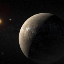 Encuentran a planeta posiblemente habitable