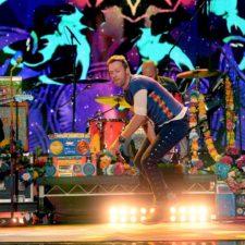 Ingresos de Coldplay desplazan a las leyendas