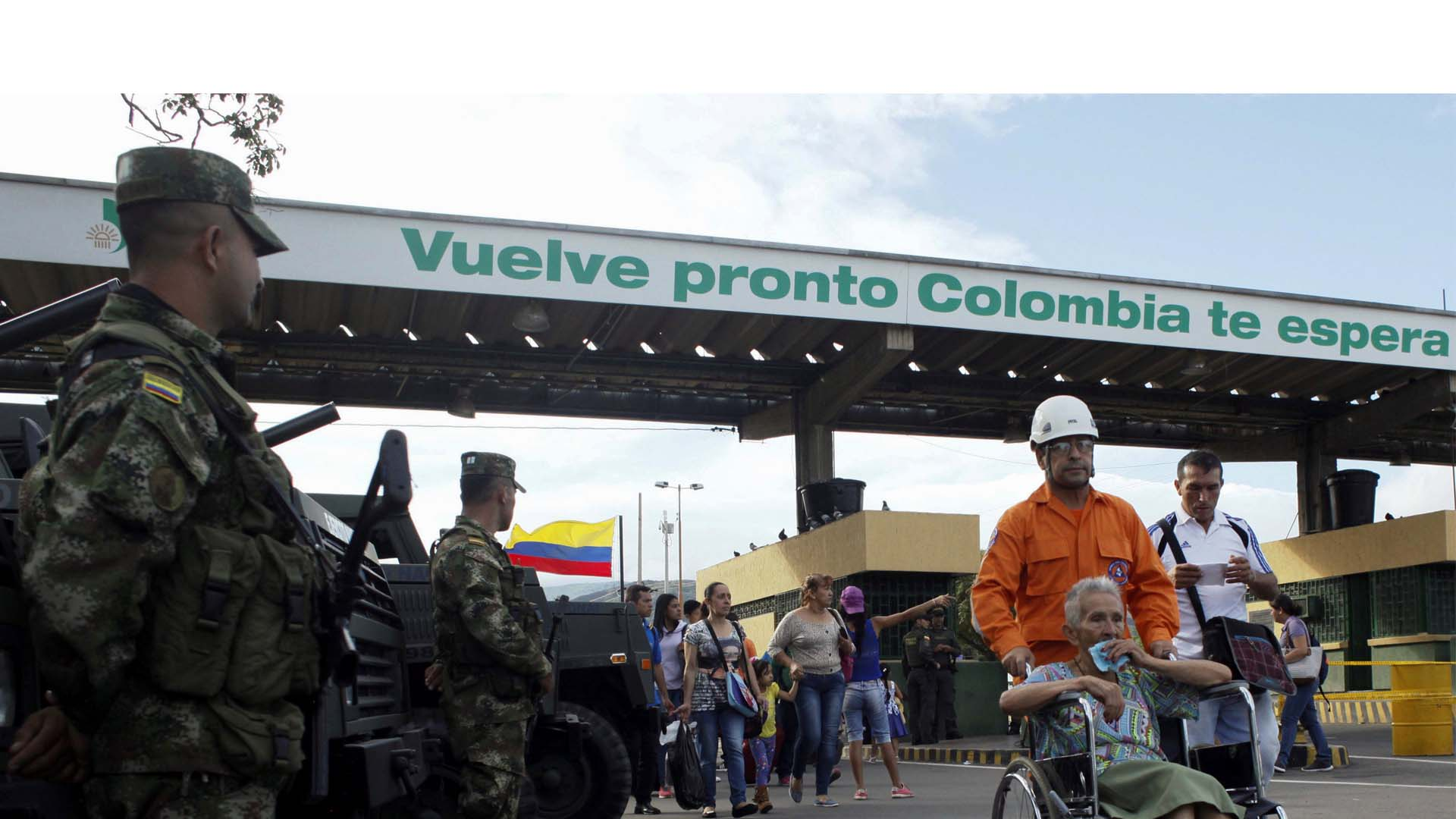 La reactivación del paso fronterizo se ejecutará de forma gradual para que los ciudadanos puedan abastecerse en Cúcuta y otras regiones