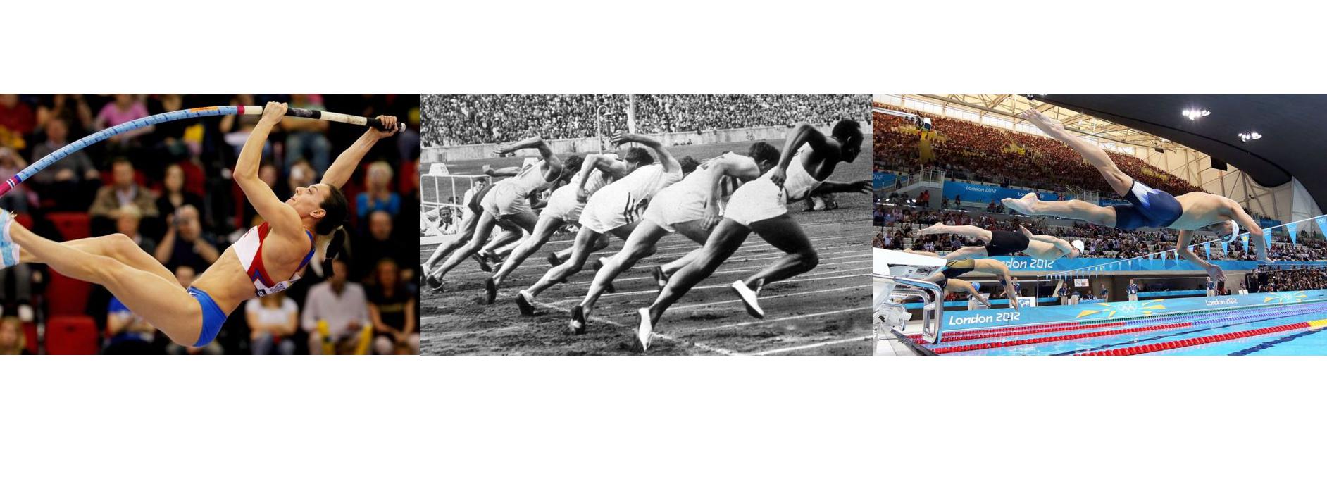 Desde sus inicios en 1896, los atuendos que utilizan los atletas olímpicos han ido evolucionandotras cada edición ya sea por comodidad o tecnologías aplicadas