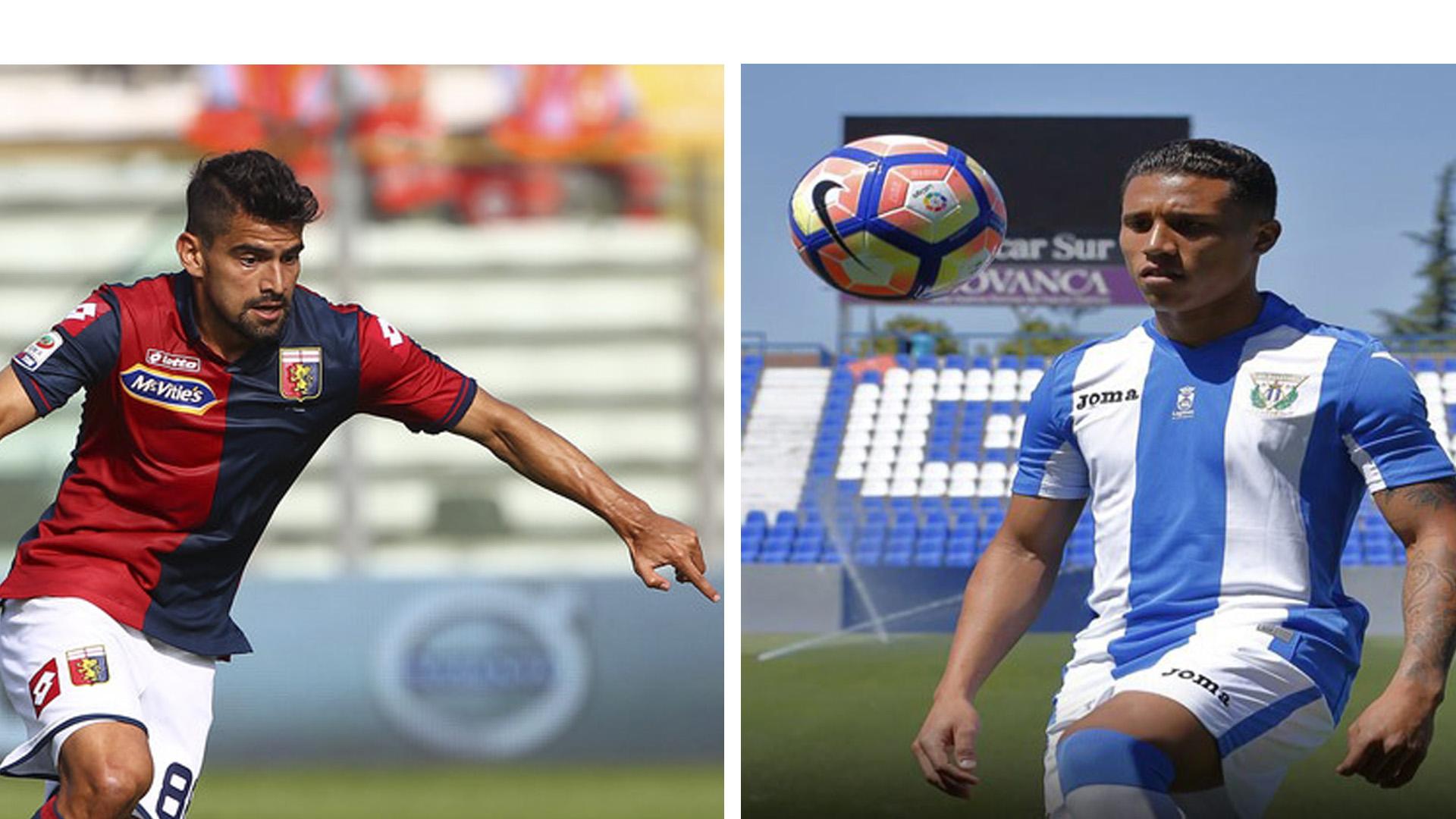 Los venezolanos iniciaron la nueva temporada de fútbol europeo con todas las de ganar