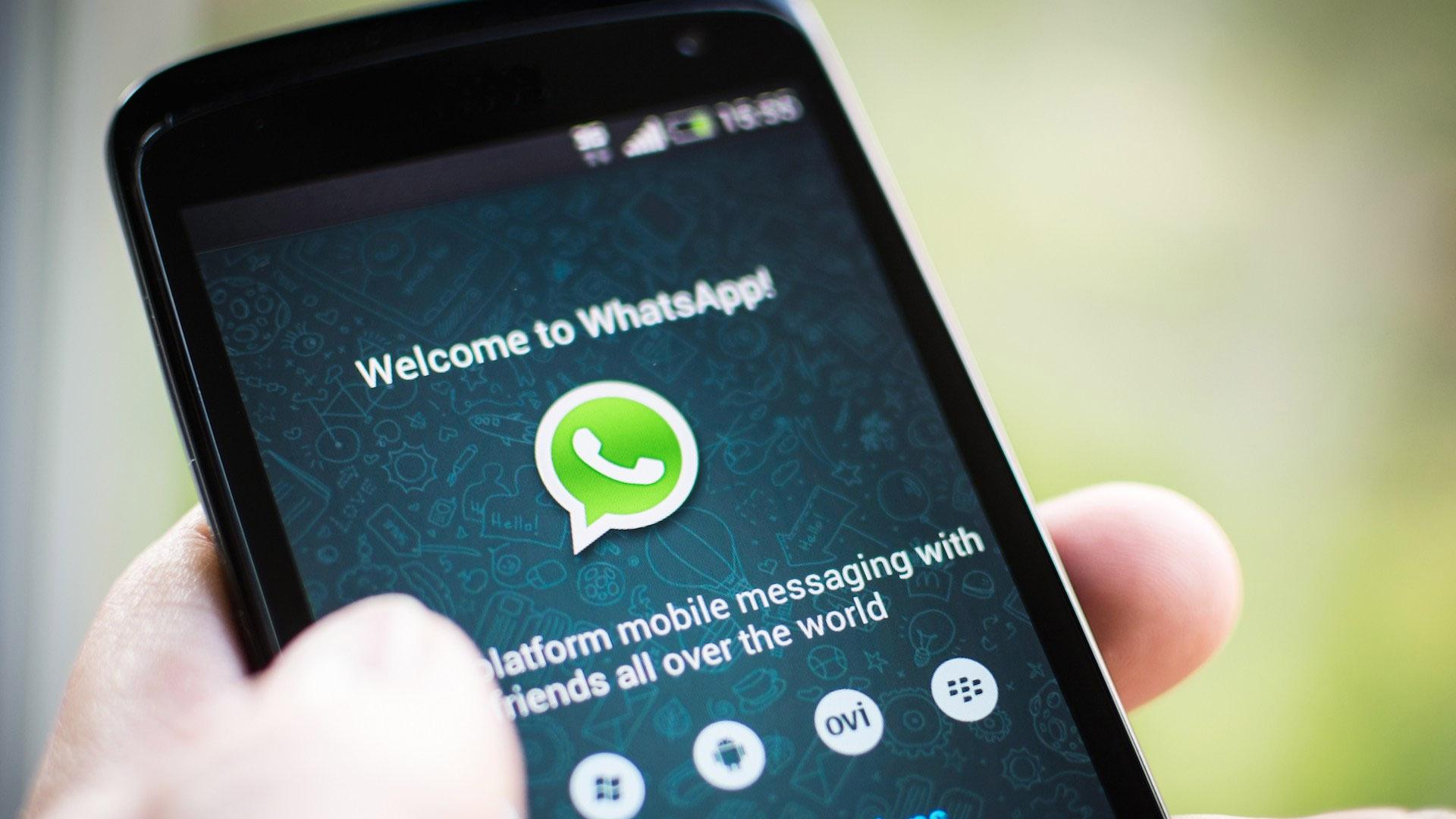 La aplicación incluyó la opción de dejar un mensaje en caso que no se concrete la llamada