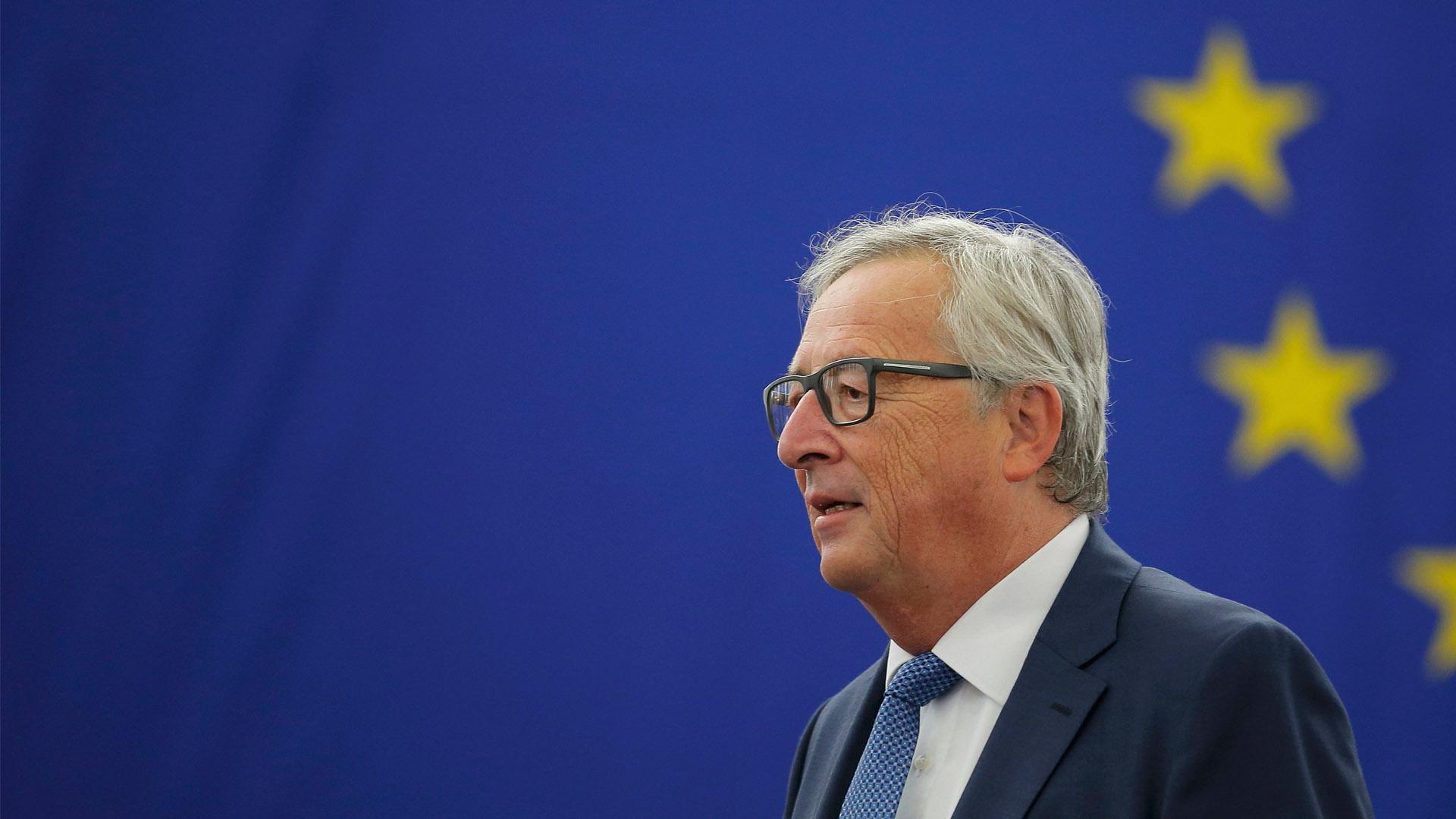 El presidente de la Comisión Europea propuso aumentar el monto destinado a afrontar la crisis económica