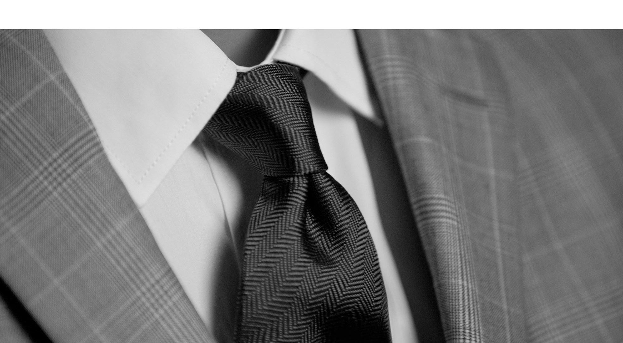 Existen distintos tipos de nudos para corbatas, tómate unos minutos más y cambia tu estilo sin dejar de lado la elegancia y formalidad