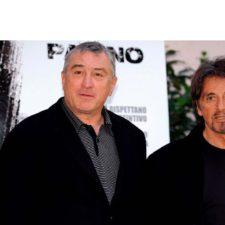 Heat reencuentra a De Niro y Al Pacino