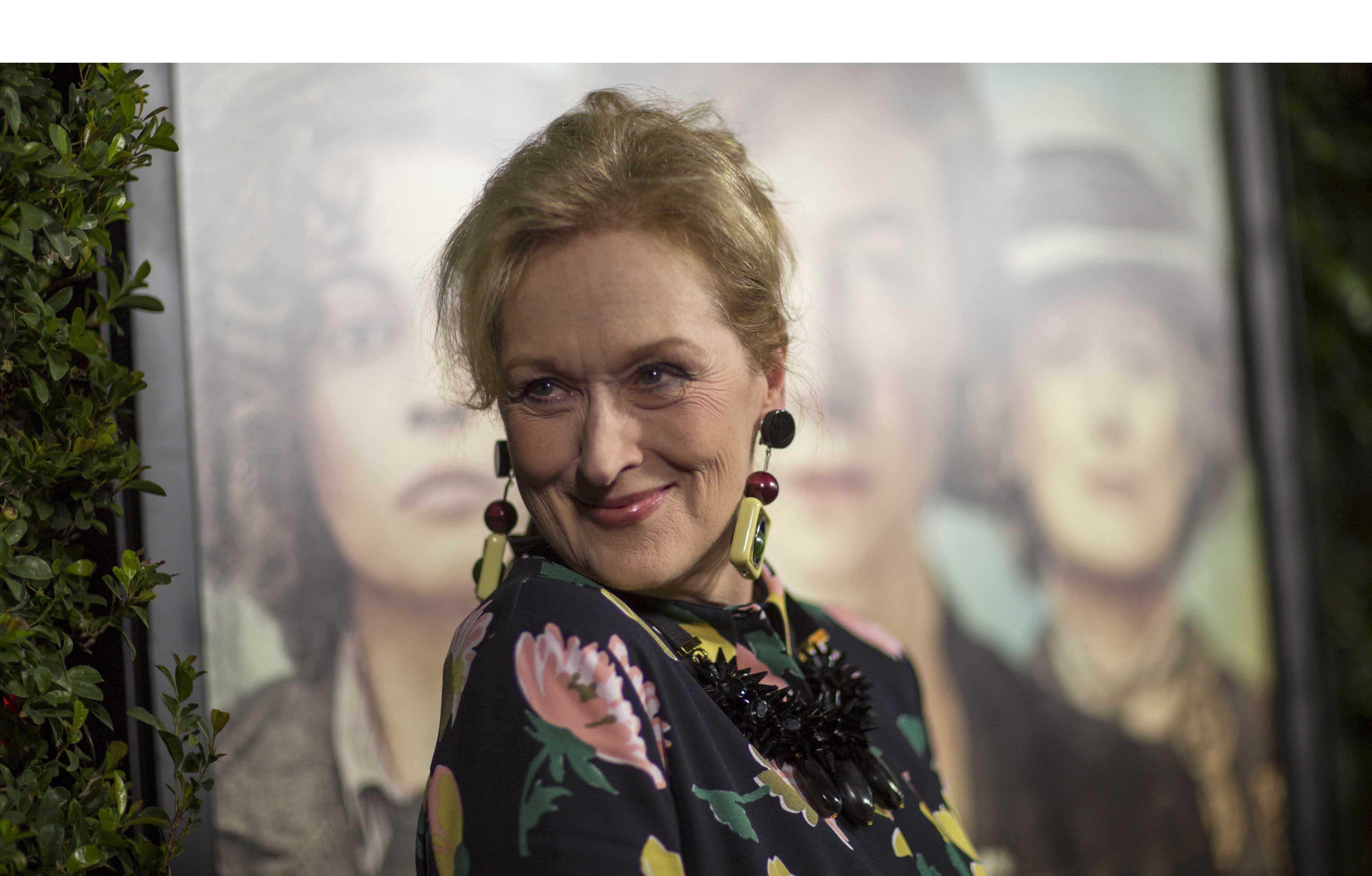 La actriz ganadora de tres Oscar de la Academia regresará a la pantalla chica