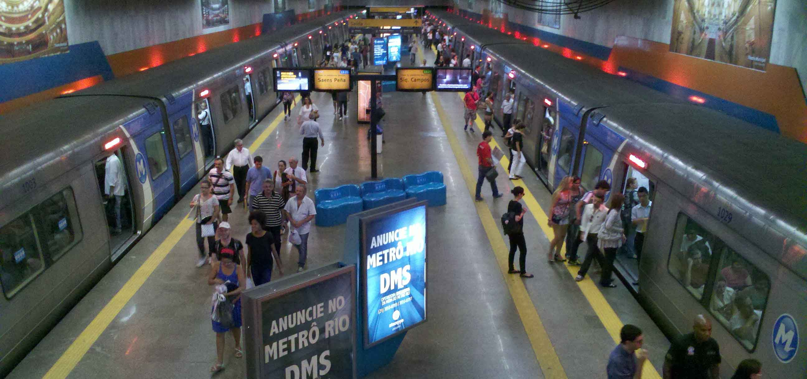 El legado de la infraestructura de los JJ.OO. se empieza a ver reflejado en el país carioca con la apertura de la línea 4 de el servicio de transporte