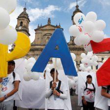 Colombia celebró el acuerdo de Paz