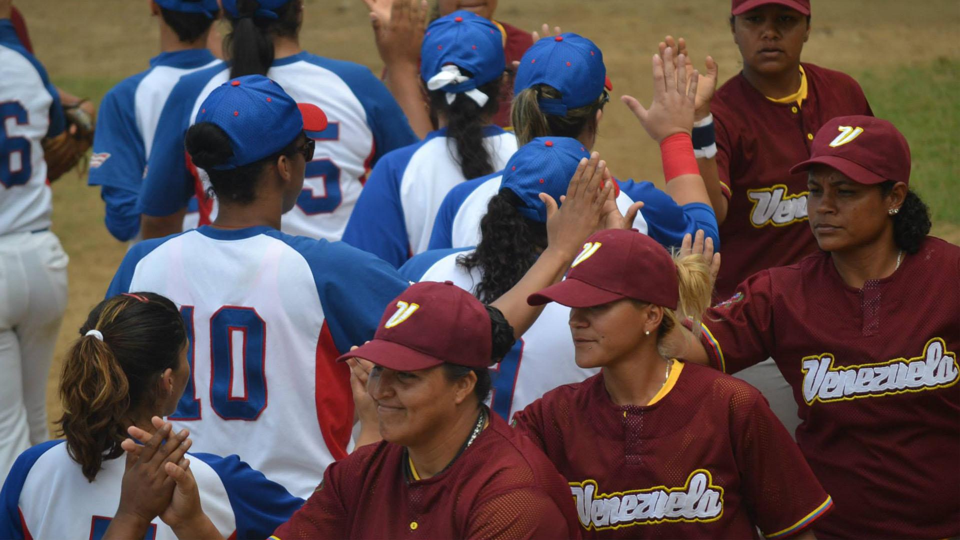 La vinotinto femenina de beisbol logró mantenerse entre los cinco mejores equipos tras el mundial