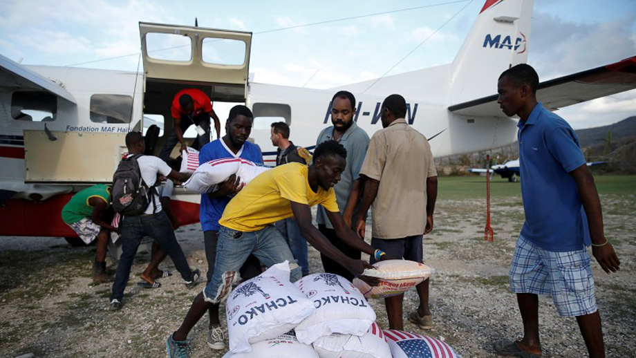 """El Sumo Pontífice envió sus condolencias a los afectados por el huracán """"Matthew"""" y confió la seguridad de las víctimas en la comunidad internacional"""