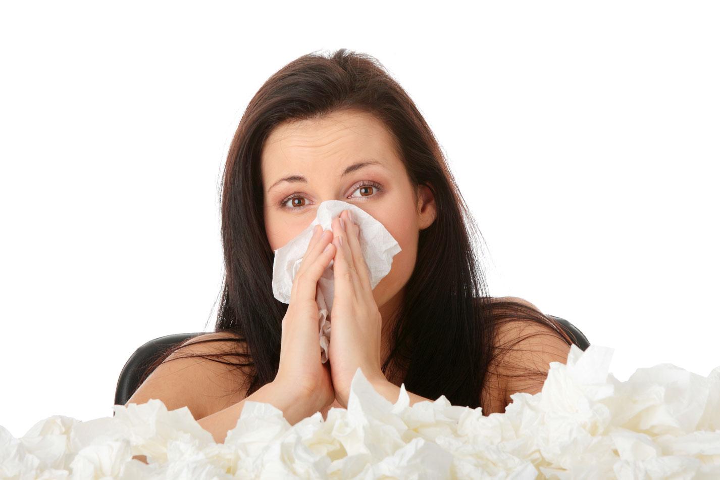 La inhalación de vapores caseros pueden ayudarte a aliviar los síntomas que no te impiden respirar bien