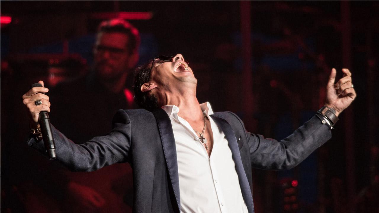 El cantante estadounidense, ganador de cinco Grammy's, gozará de sus canciones interpretadas por otros artistas en Las Vegas