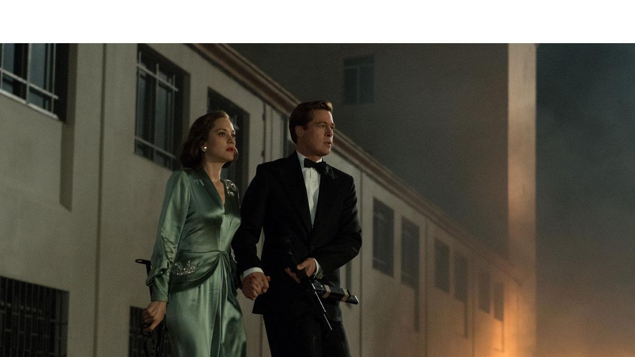 Un drama real protagonizado por Brad Pitt y Marion Cotillard, dirigida por Robert Zemeckis