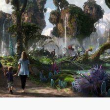 Entrada al mundo de Avatar será en 2017