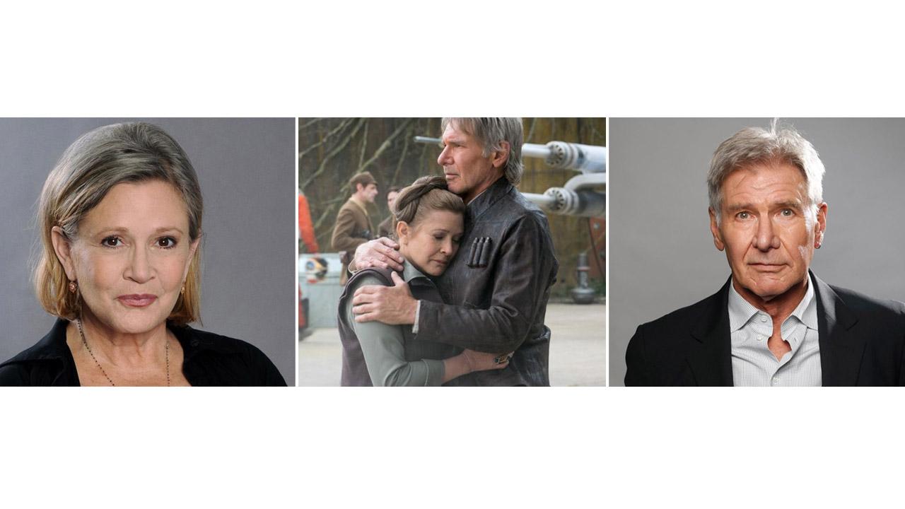 La actriz que encarnó al personaje de princesa Leia en Stars Wars confesó en una entrevista que mantuvo una fuerte relación sentimental durante tres meses con el afamado actor