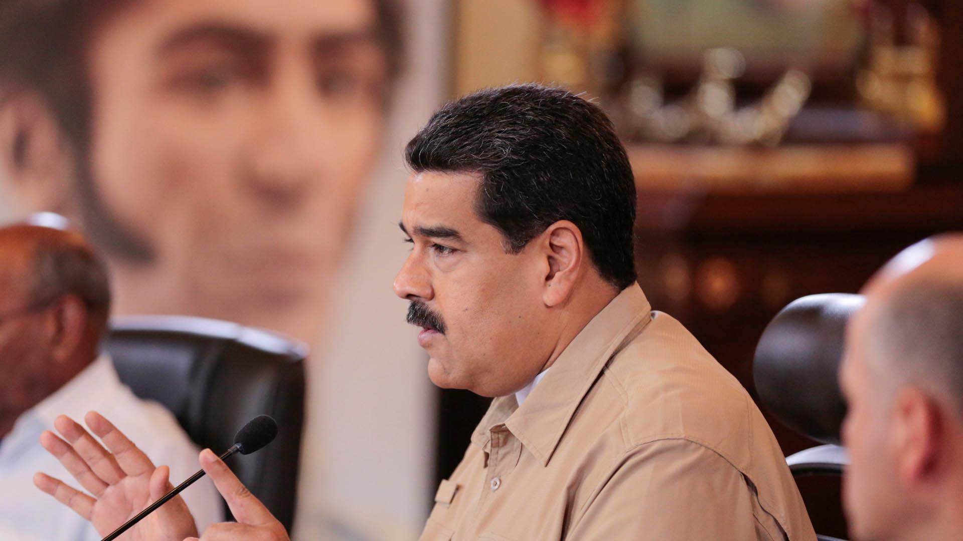 El presidente Nicolás Maduro dijo que el BCV dará más información en los próximos días sobre las denominaciones monetarias de 500 y cinco mil bolívares