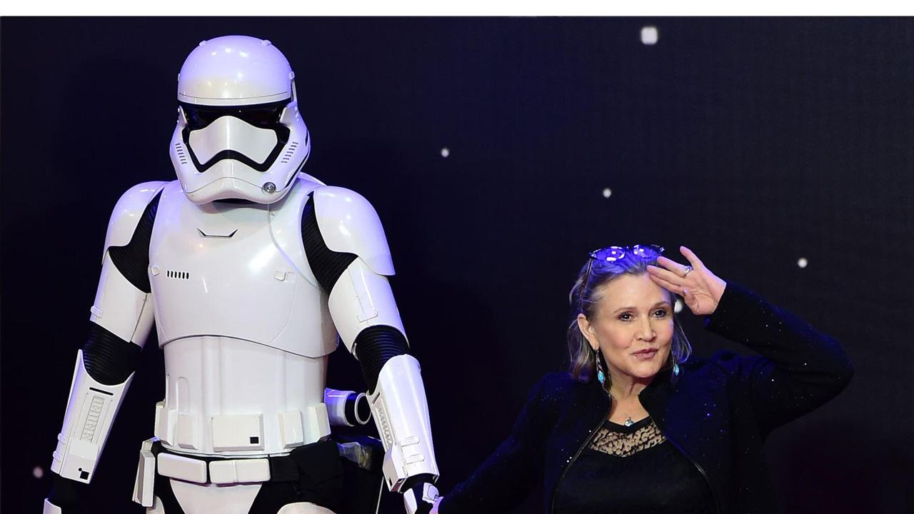 Carrie Fisher, la actriz quien la interpretó, siempre será recordada por su personalidad y hermosura que la llevaron a estar del lado de la fuerza