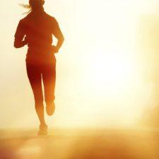 Corriendo bien hacia el km 2017