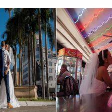 Caracas se convierte en el escenario del amor