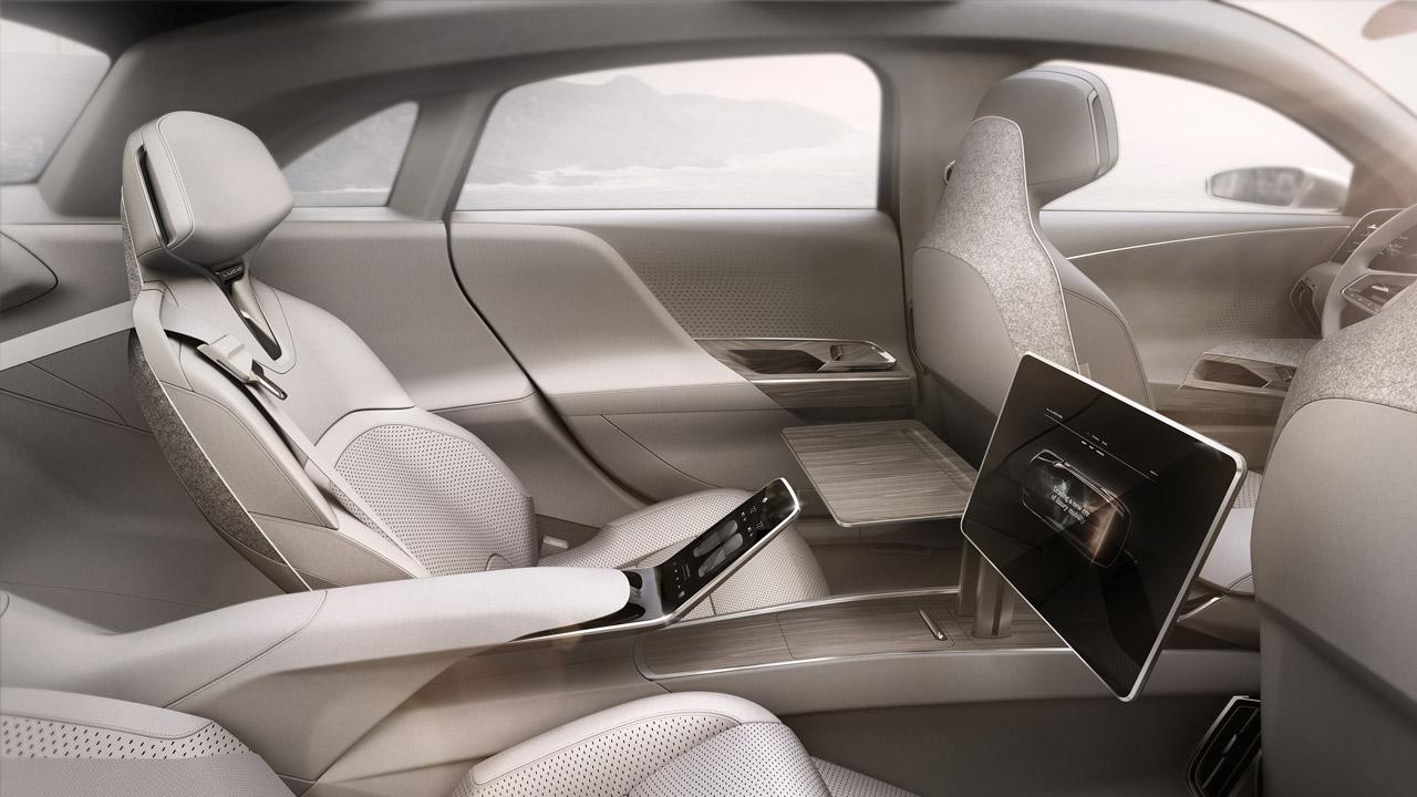 El fabricante Lucid Motor anunció que el auto vendrá completamente listo para no necesitar de un conductor