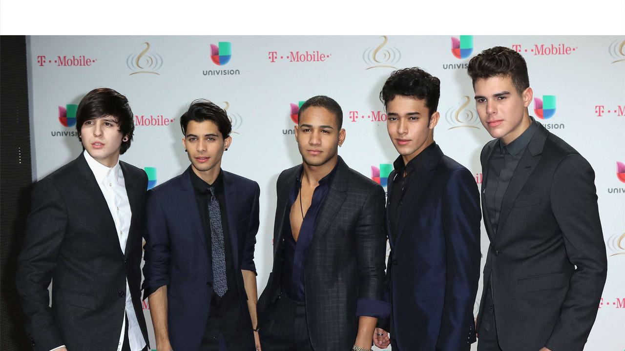 El quinteto juvenil logró llevarse a casa 3 galardones al igual que Gente de Zona y Carlos Vives junto a Shakira siendo así los máximos ganadores de la noche