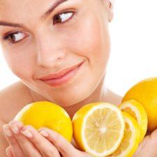 Mascarillas de limón para un rostro impecable