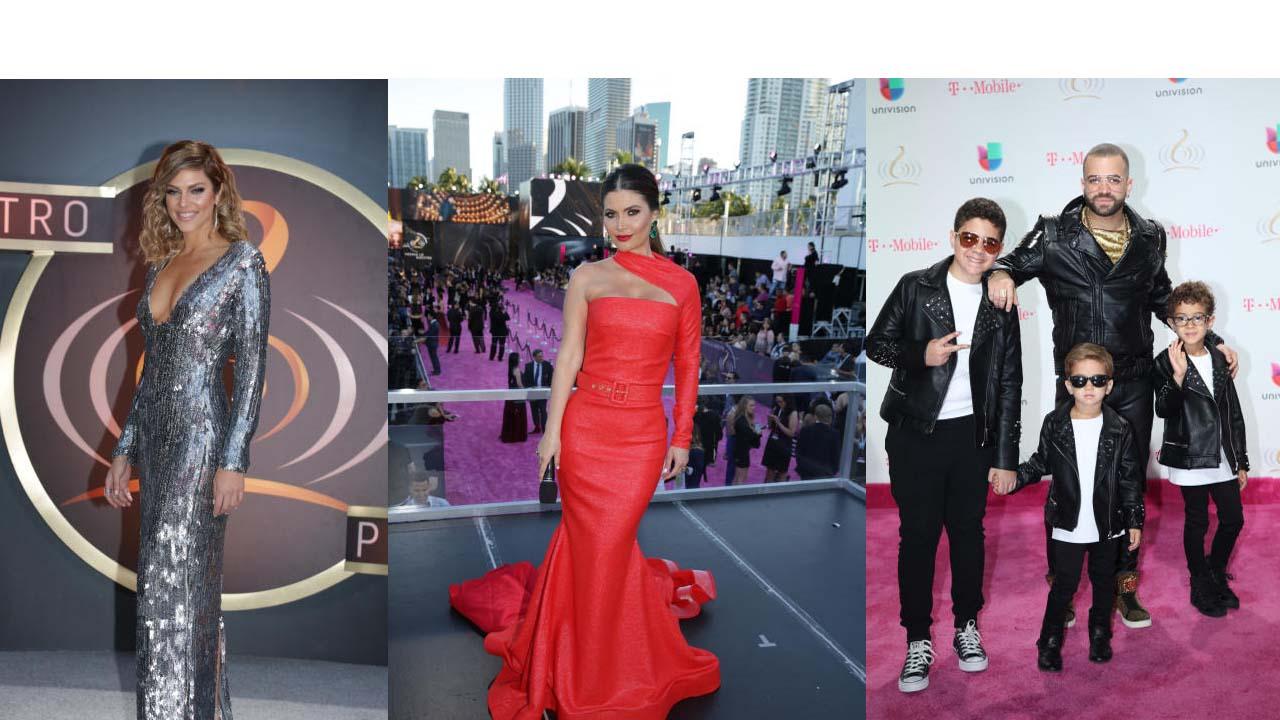 El dúo Chino y Nacho, Chiquinquira Delgado, y las reinas de belleza Daniela Di Giacomo e Inés María Calero fueron algunos de los representantes del tricolor nacional