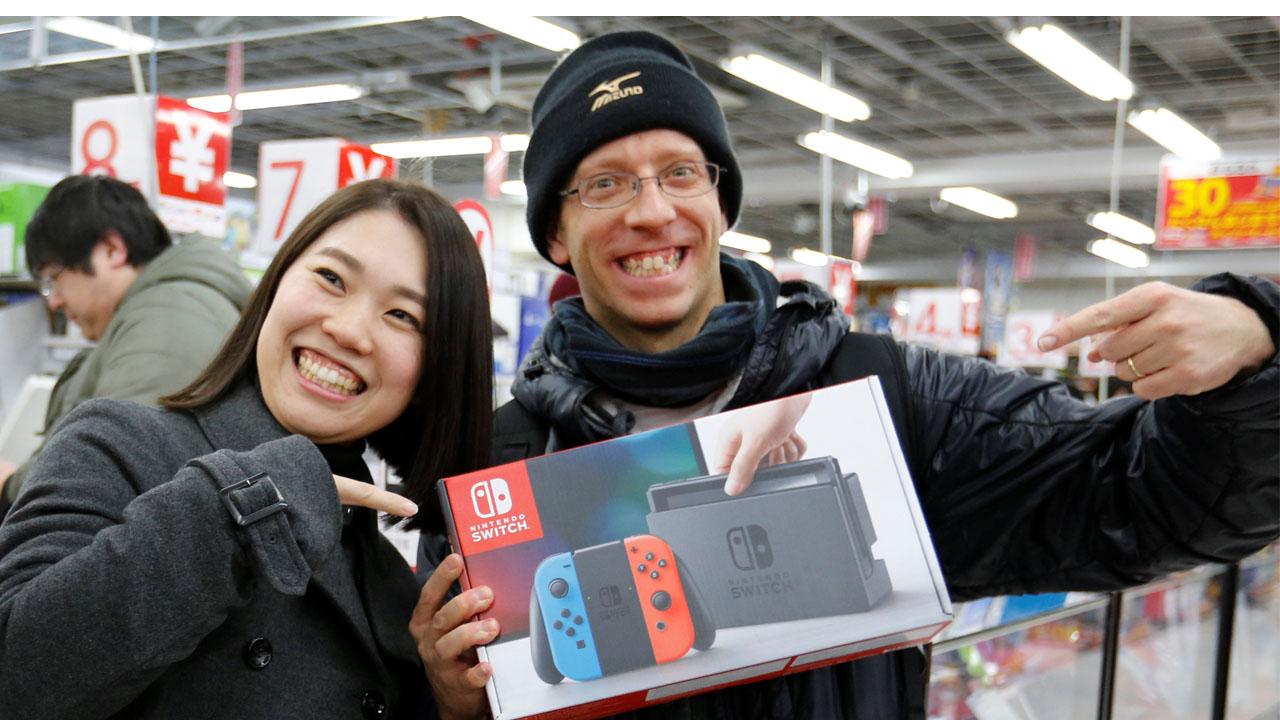 En tan solo cuatro días, la firma japonesa rompió su propio récord de ventas de 600 mil unidades en ocho días del Wii
