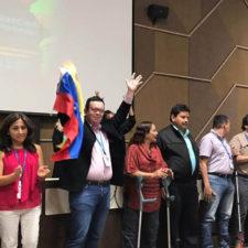 Venezuela representará a personas con discapacidad