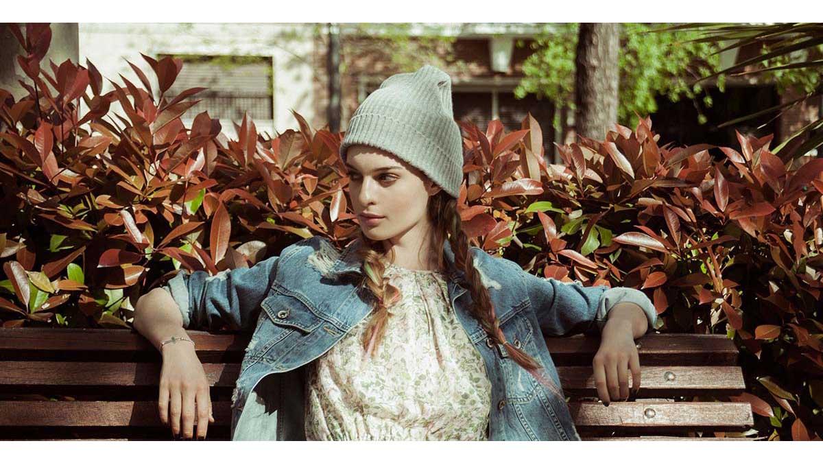 """""""New Florals"""" es el nombre de la nueva campaña que tiene el toque vintage que se lleva actualmente"""