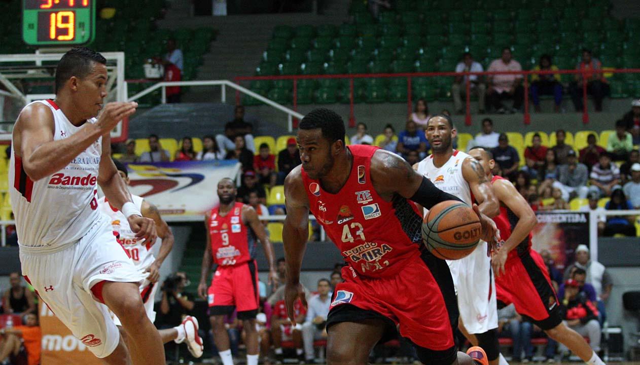 El quinteto larense disputará el partido de segunda semifinal ante Leones de Ponce de Puerto Rico en el Domo Bolivariano de Barquisimeto este viernes