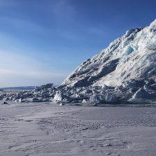 La NASA capturó majestuosidad del Ártico