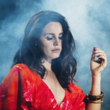 Lana del Rey estrenó 'Lust For Life' con The Weeknd
