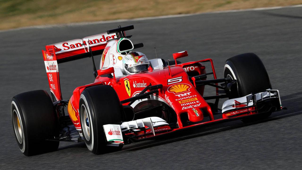 Ferrari quiere quebrar la hegemonía de Mercedes, el único conjunto victorioso en las tres carreras celebradas en el Autódromo de Sochi.