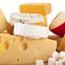 Consumir queso es más saludable que mantequilla