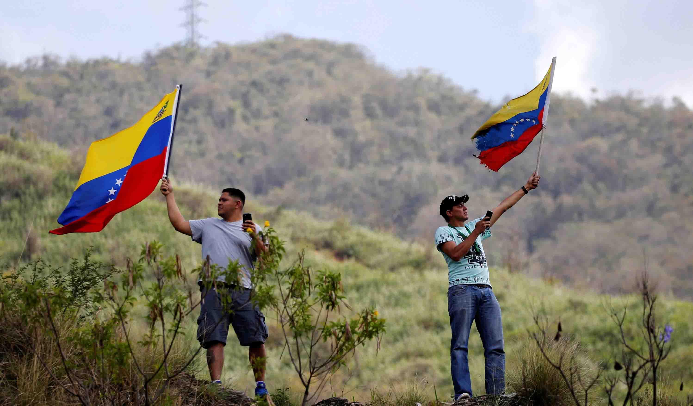 Artistas y músicos tanto venezolanos como extranjeros han demostrado amor y apoyo a Venezuela por medio de sus talentos