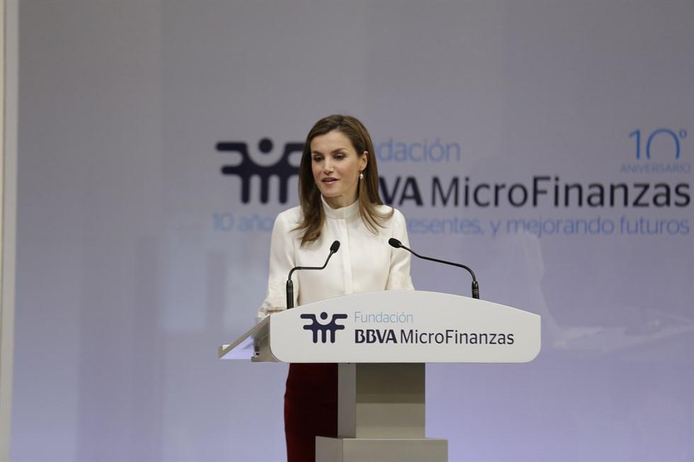 La Reina de España lució el pasado sábado y este lunes modelos de la diseñadora venezolana dejando claro que es una de sus favoritas a la hora de vestir