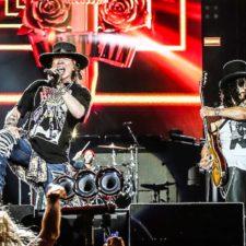 Guns N' Roses homenajeó a Chris Cornell