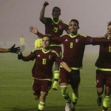 Una Venezuela invicta avanza a cuartos de final