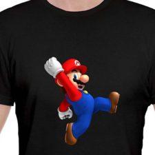 Disponible nuevas camisetas de Nintendo