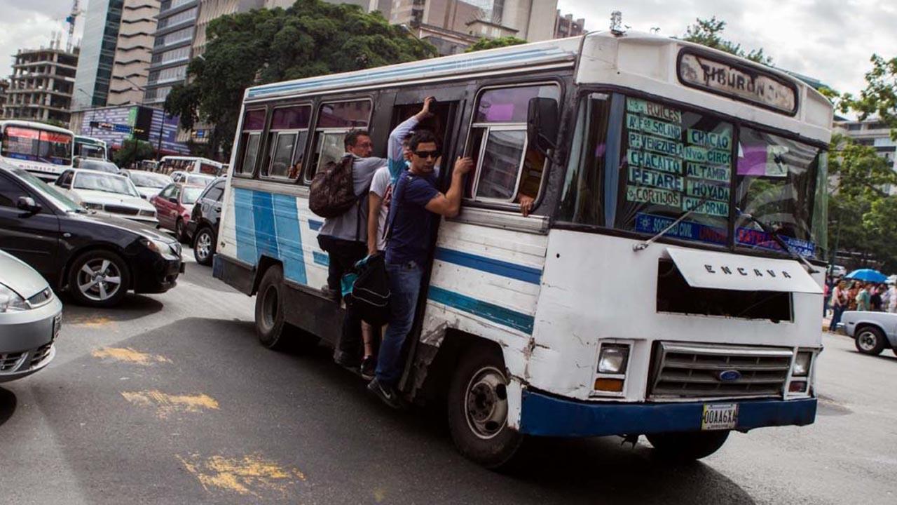 El transporte público estará en 150