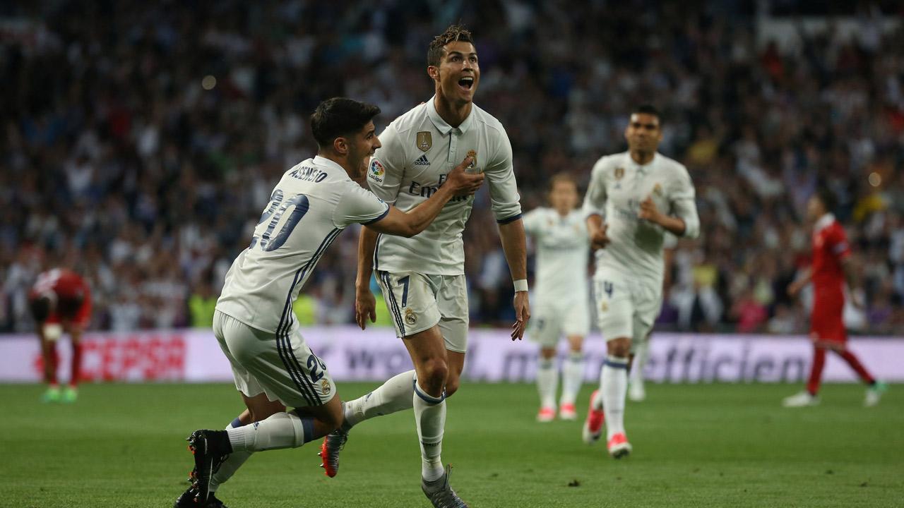 El conjunto merengue puede coronarse campeón si tan sólo empata contra el Málaga el domingo en la última jornada de la Liga española